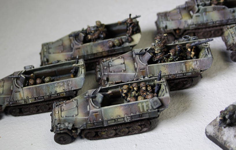 SS-Grenadiers